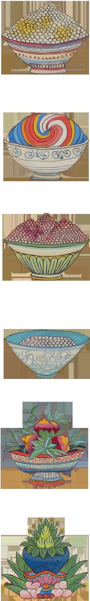 rijtje-planten